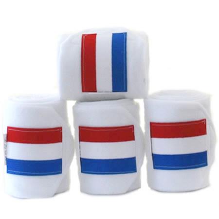 Bandages met vlag
