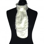 Plastron with lace 9