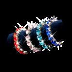 Kristal (10 stuk per set)