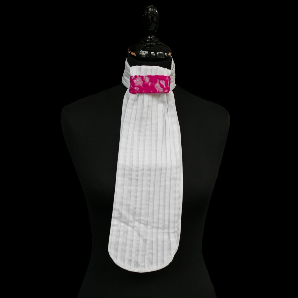 Ga. Pink lace